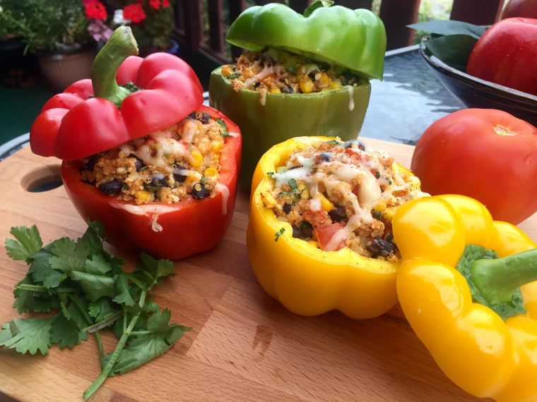 Spanish Peppers